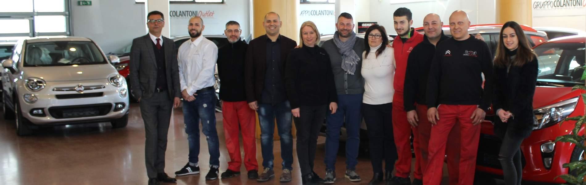 Gruppo Colantoni S.r.l. Fiumicino