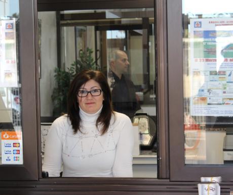 Claudia Colantoni centro revisioni Fiumicino