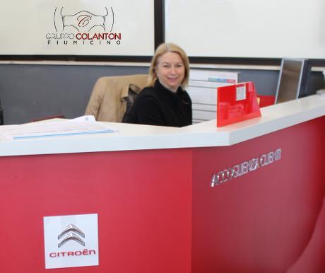 Paola Colantoni responsabile assistenza