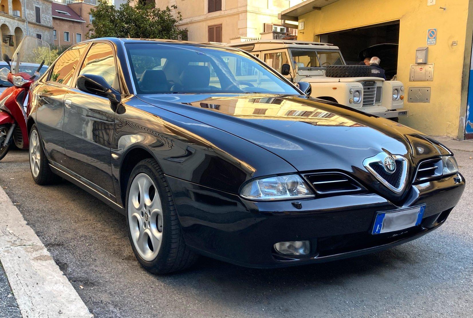 Alfa Romeo 166 3.0 V6 24V