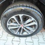 Jaguar F-Pace 2.0 250 CV AWD aut. R-Sport : cerchione in lega diamantato