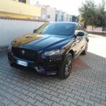 Jaguar F-Pace 2.0 250 CV AWD aut. R-Sport anteriore