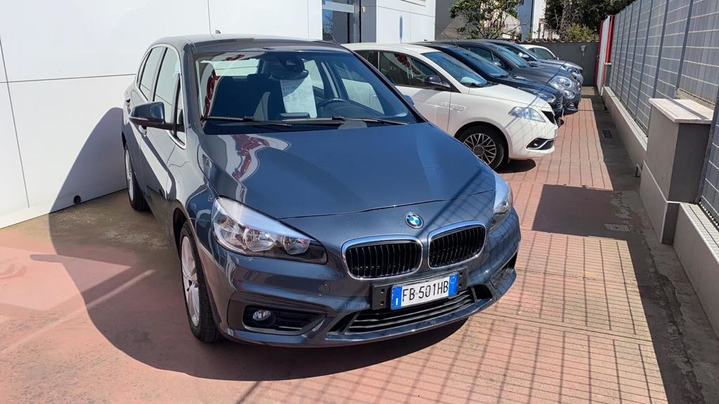 BMW 218 Serie 2 A.T. (F45) Active Tourer Advantage muso