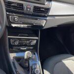 BMW 218 Serie 2 A.T. (F45) Active Tourer Advantage console cambio