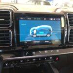 Citroen C5 Aircross Hybrid monitor