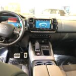 Citroen C5 Aircross Hybrid plancia