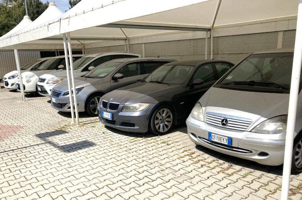 Auto usate e d'occasione in vendita a Roma Fiumicino presso il Gruppo Colantoni