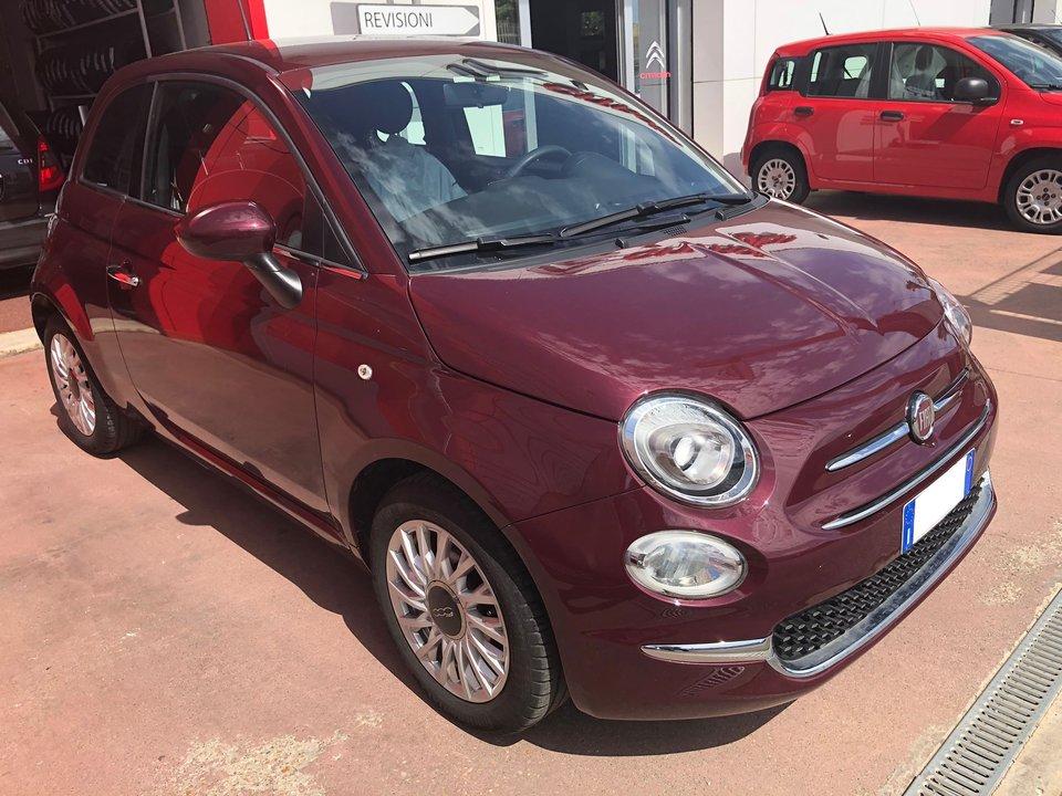 Fiat 500 1.2 LUONGE Mirror Screen
