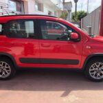 Fiat Panda 0.9 TwinAir Turbo S rossa