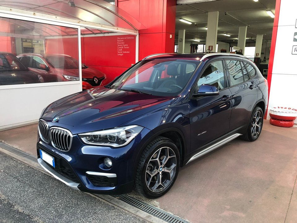 BMW X1 xDrive20d xLine in vendita